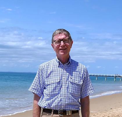 Dr Rob Cruickshank